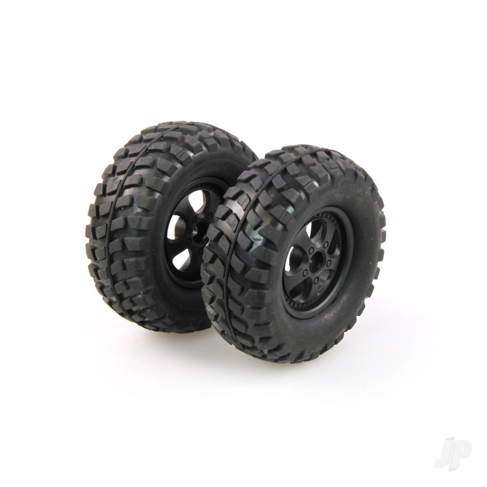 KB-65008 Front Wheel + Tyre (Hellhound)