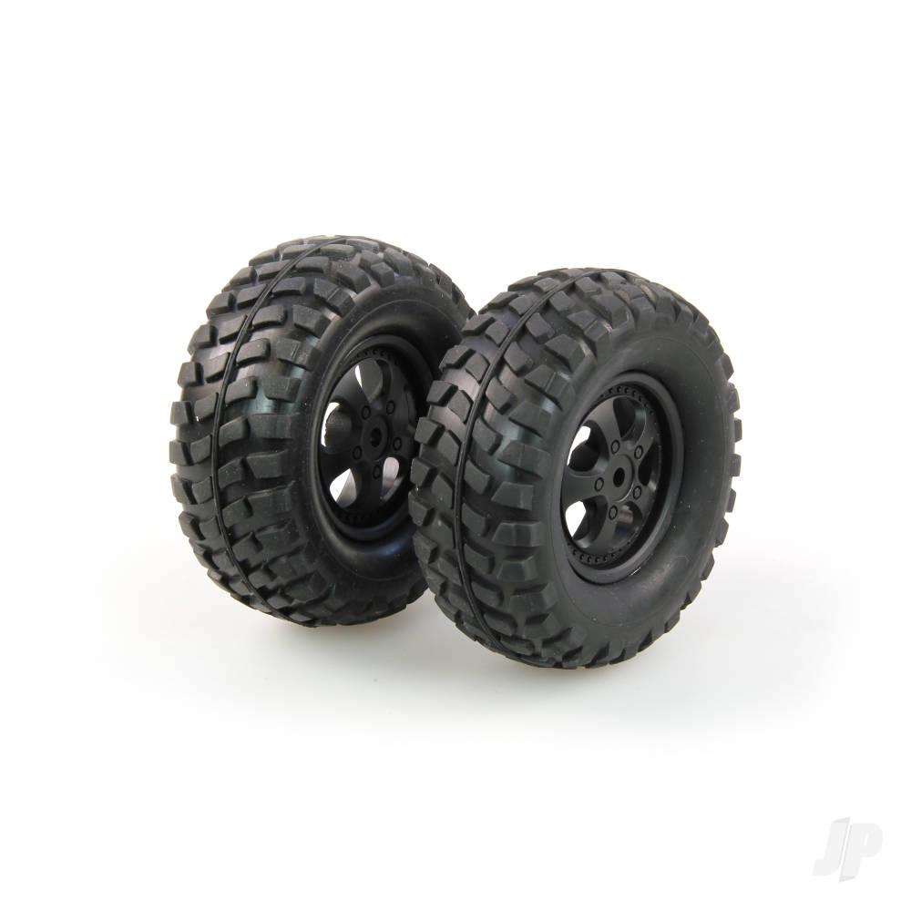 KB-65009 Rear Wheel + Tyre (Hellhound)