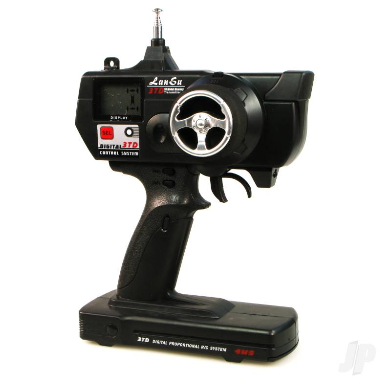 E207 LCD Transmitter 40MHz Fm Steering Wheel