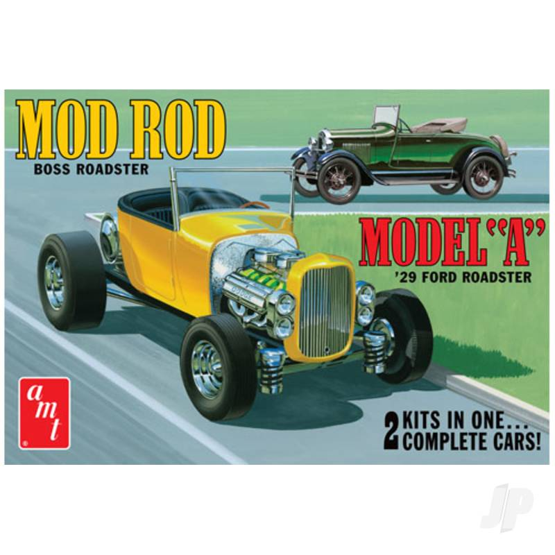 1:25 1929 Ford Model A Roadster
