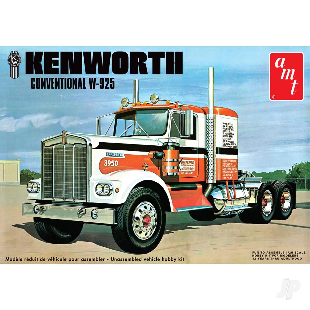 Kenworth W925 Watkins Conventional Semi Trucker