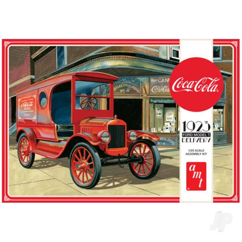 1:25 Coca Cola 1923 Ford Model T Del