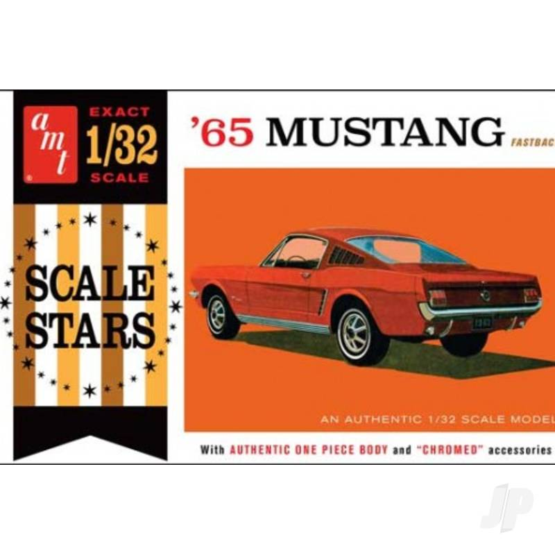 1:25 1965 Ford Mustang Fastback