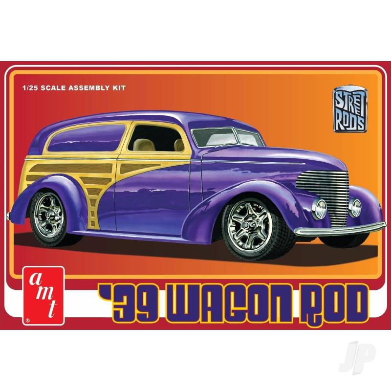 1939 Wagon Rod