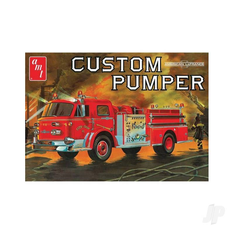 American LaFrance Pumper Fire Truck