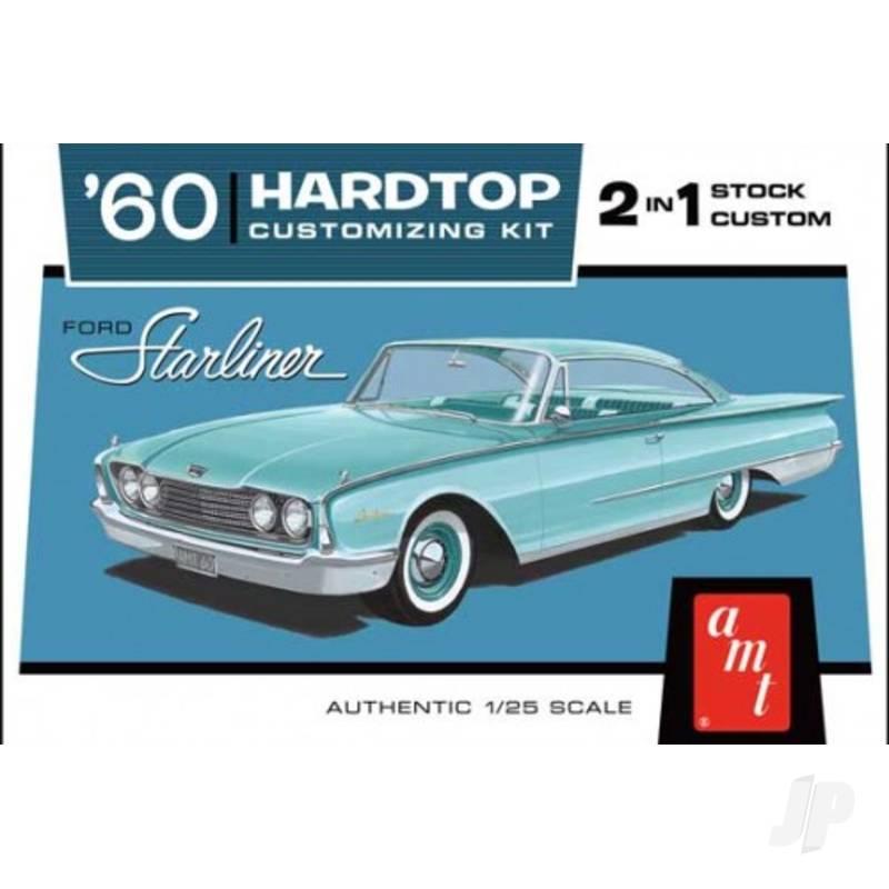 1:25 1960 Ford Starliner