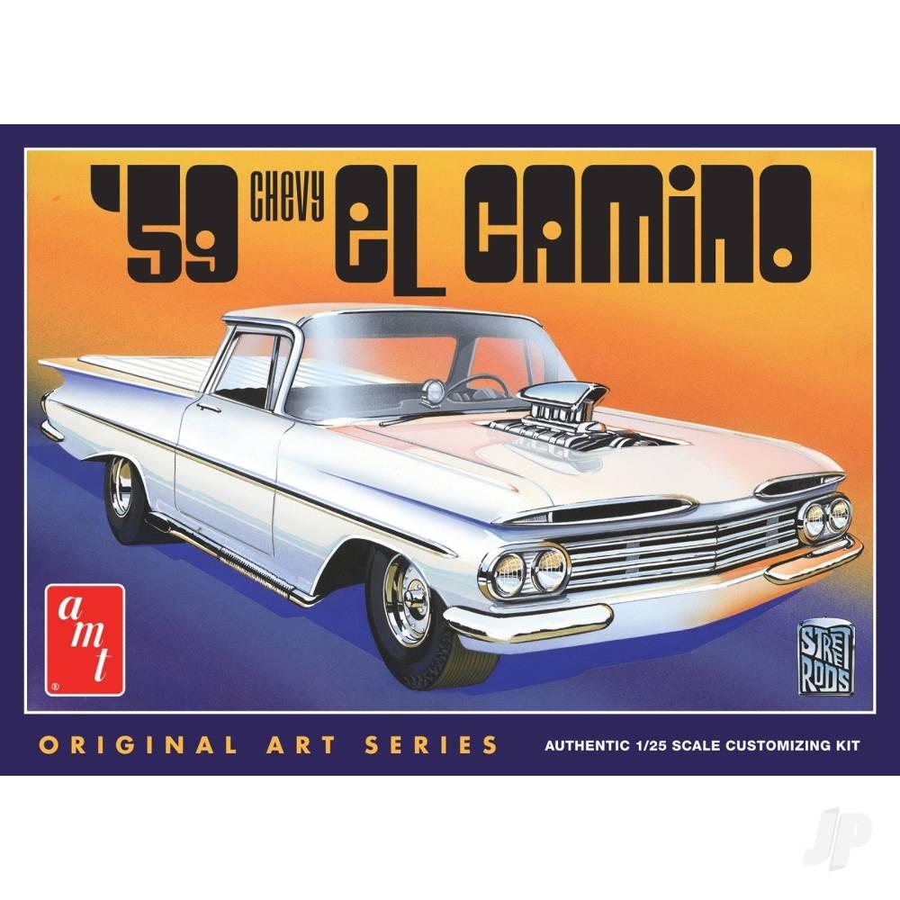 1959 Chevy El Camino (Original Art Series)