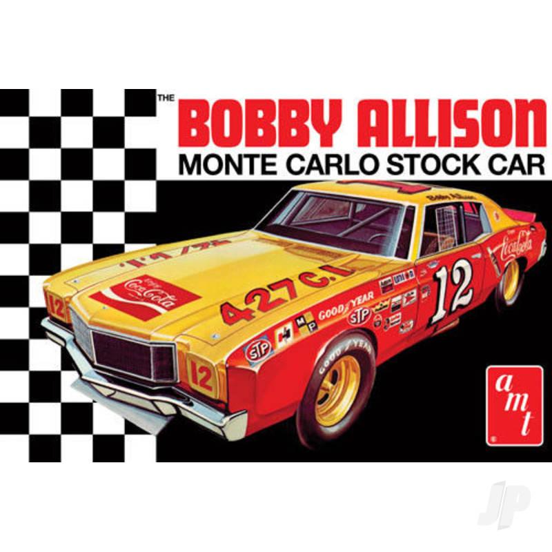 Coca Cola Bobby Allison 1972 Chevy Monte Carlo Stock Car