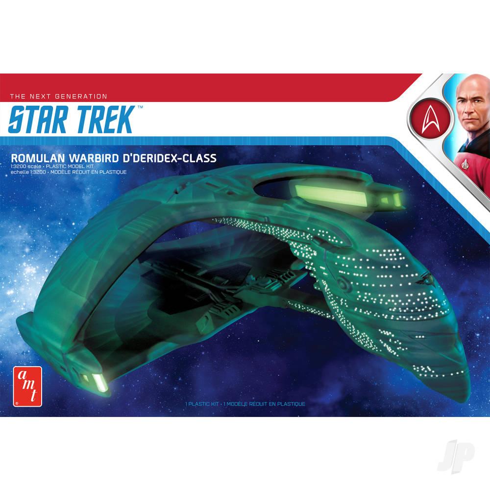 Star Trek Romulan Warbird 2T