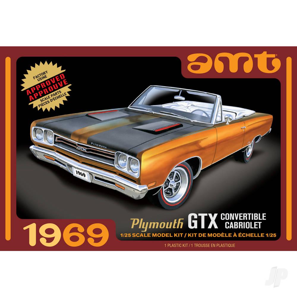 1969 Plymouth GTX Convertible 2T