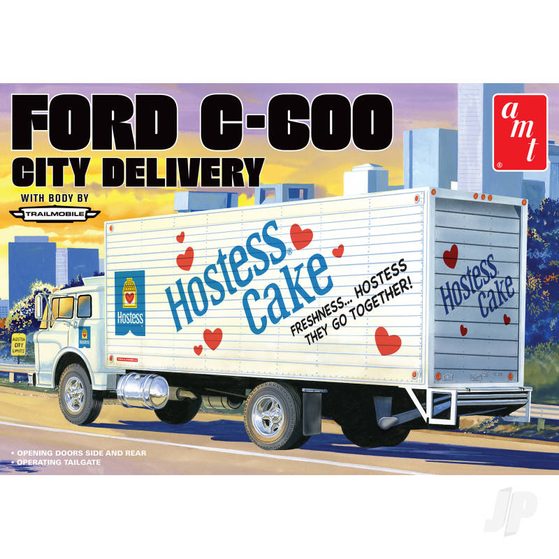 Ford C-600 City Delivery (Hostess)