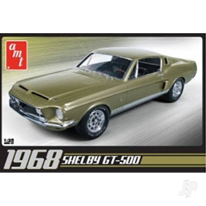 1:25 1968 Shelby GT500