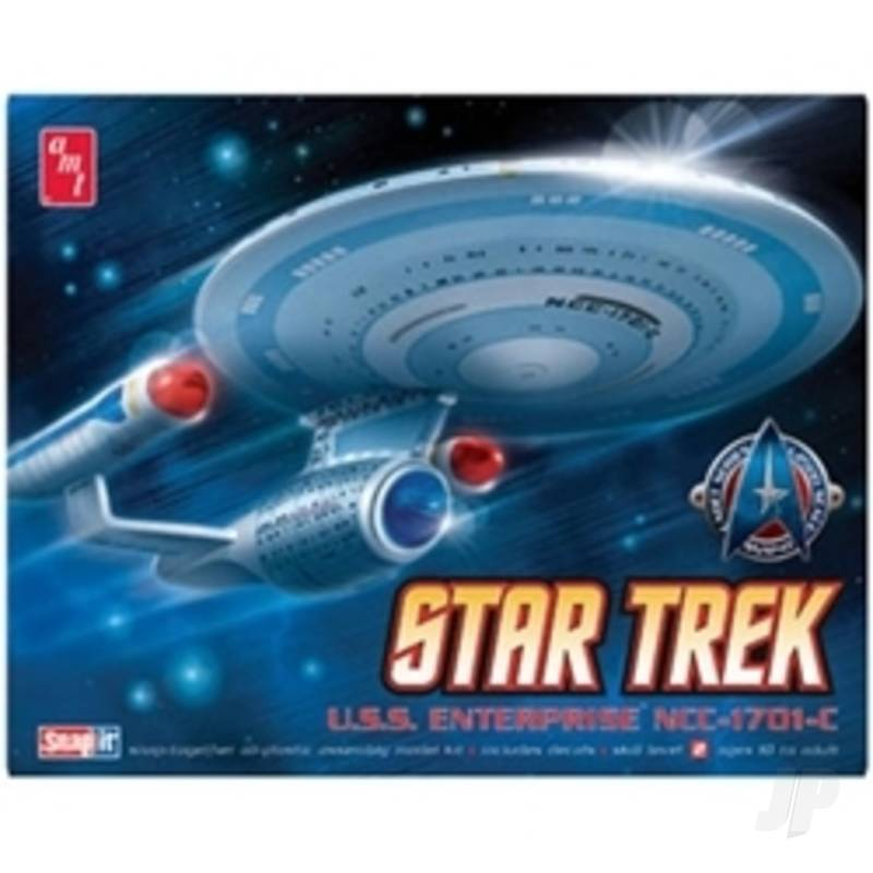 1:2500 Star Trek Enterprise 1701-C