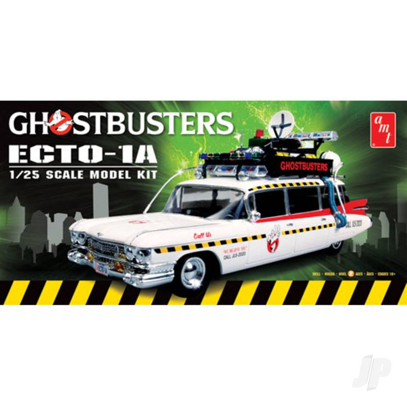 1:25 Ghostbusters Ecto-1