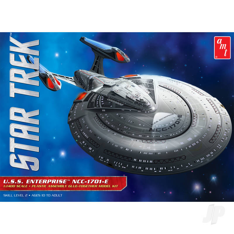 1:1400 Star Trek U.S.S. Enterprise 1701-E