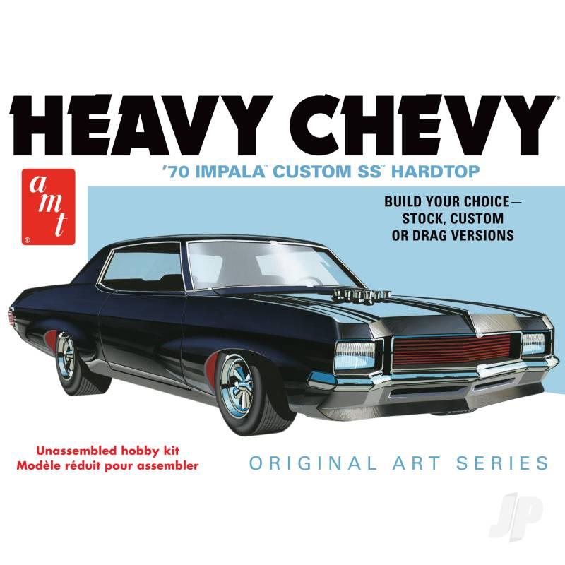 1:25 1970 Chevy Impala - Heavy Chevy - Original ArtSeries
