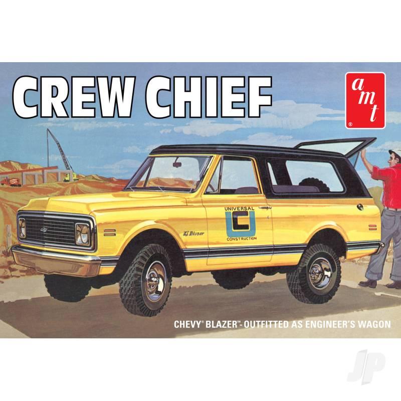 1:25 1972 Chevy Blazer Crew Chief