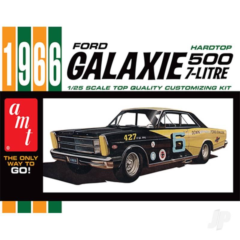 1:25 1966 Ford Galaxie