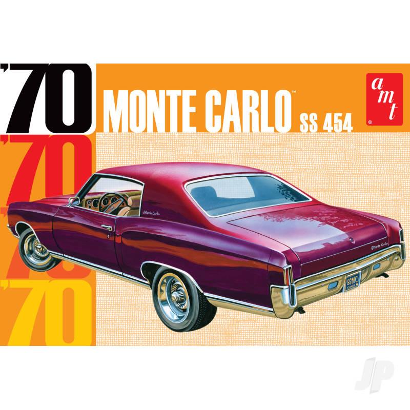 1:25 1970 Chevy Monte Carlo