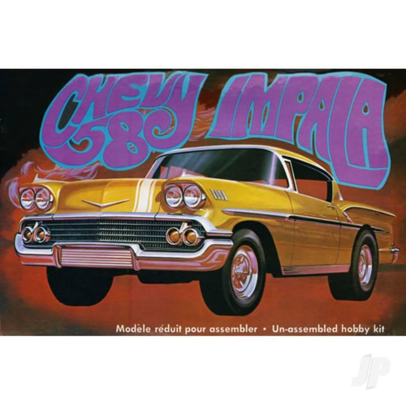 1:25 1958 Chevy Impala