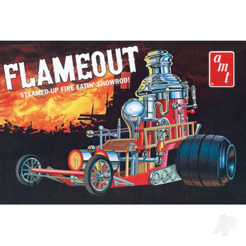 1:25 Flameout Show Rod