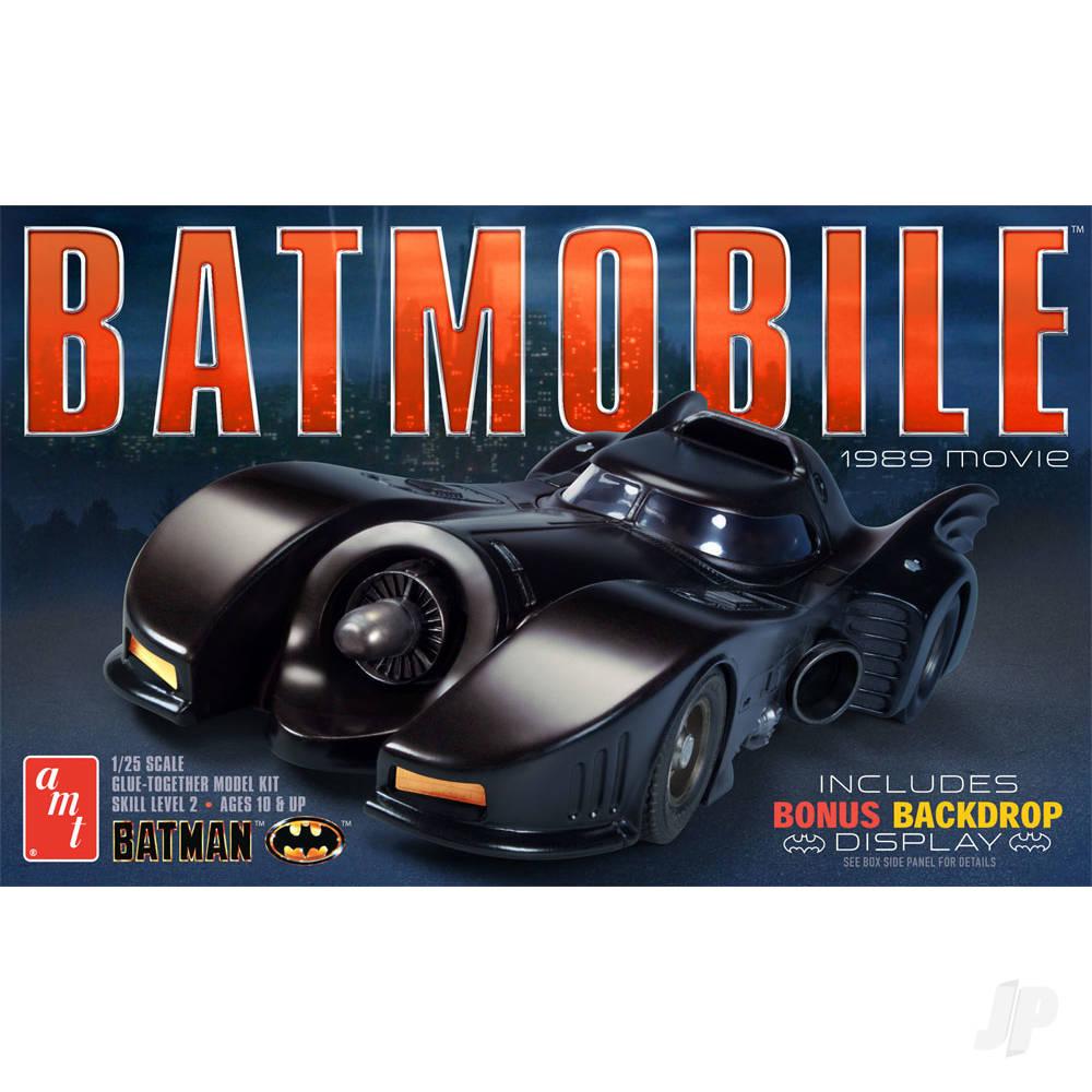 1:25 1989 Batmobile