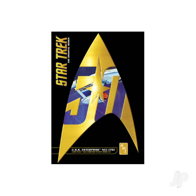 Star Trek Classic U.S.S. Enterprise (50th Anniversary Edition)