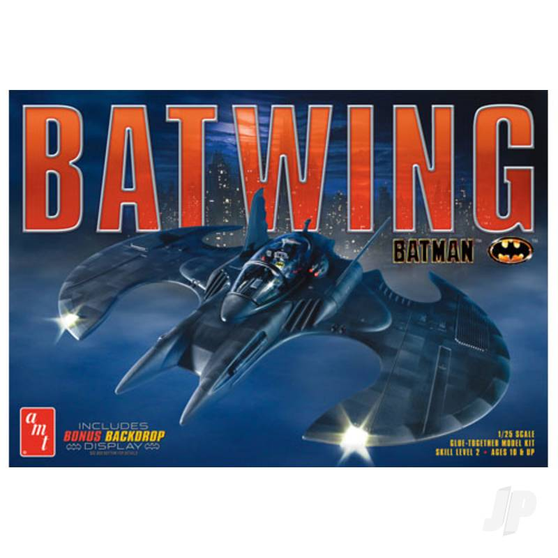 1:25 1989 Batman Batwing
