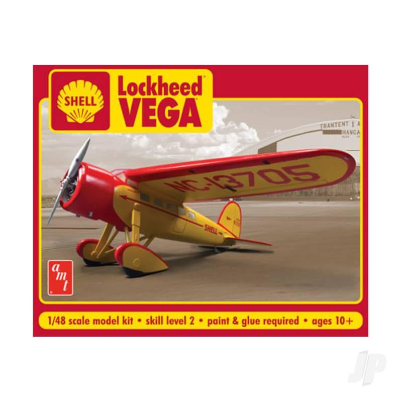 1:48 Shell Oil Lockheed Vega