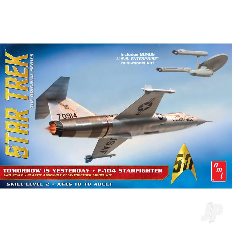 1:48 Star Trek F-104 Starfighter