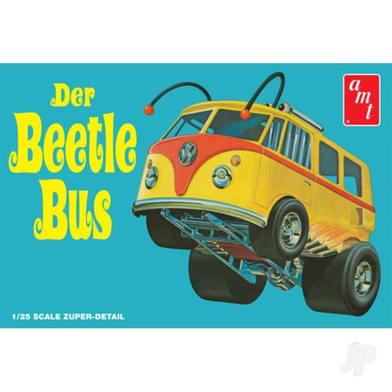 1:25 Beetle Bus Volkswagen Van Show Rod