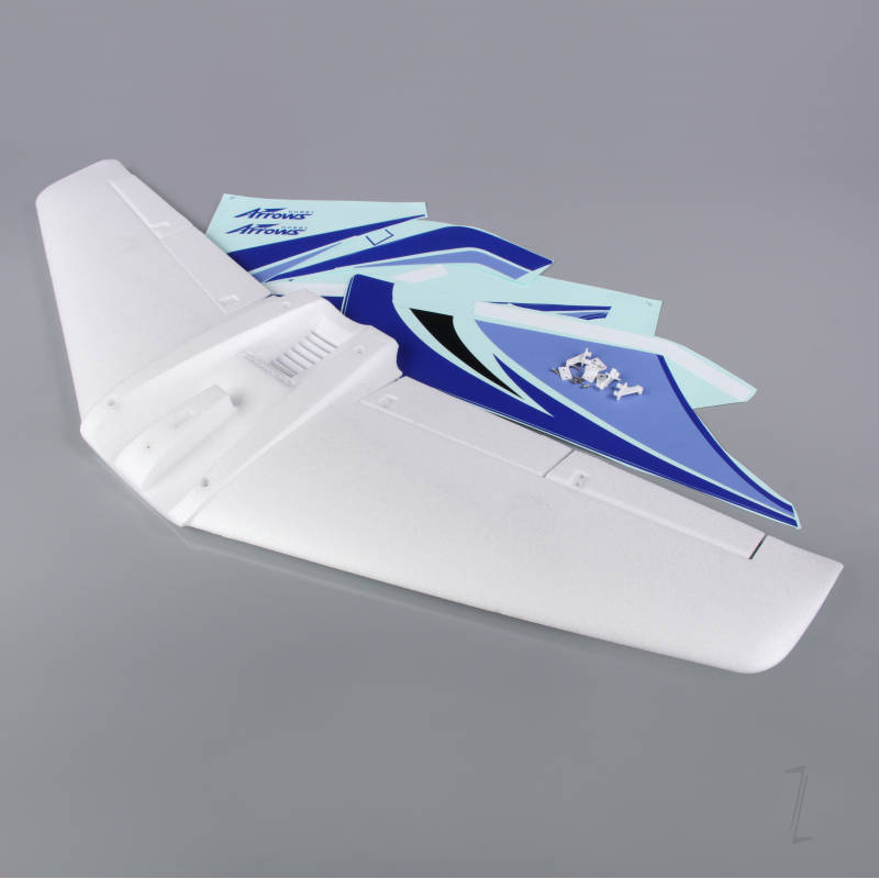 Main Wing Set (with decals) for Marlin