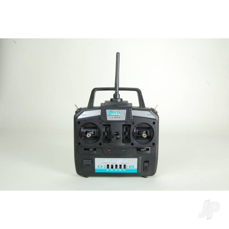 6HPA 6-Channel HP Airplane Transmitter (Mode 2) (Gamma 370)