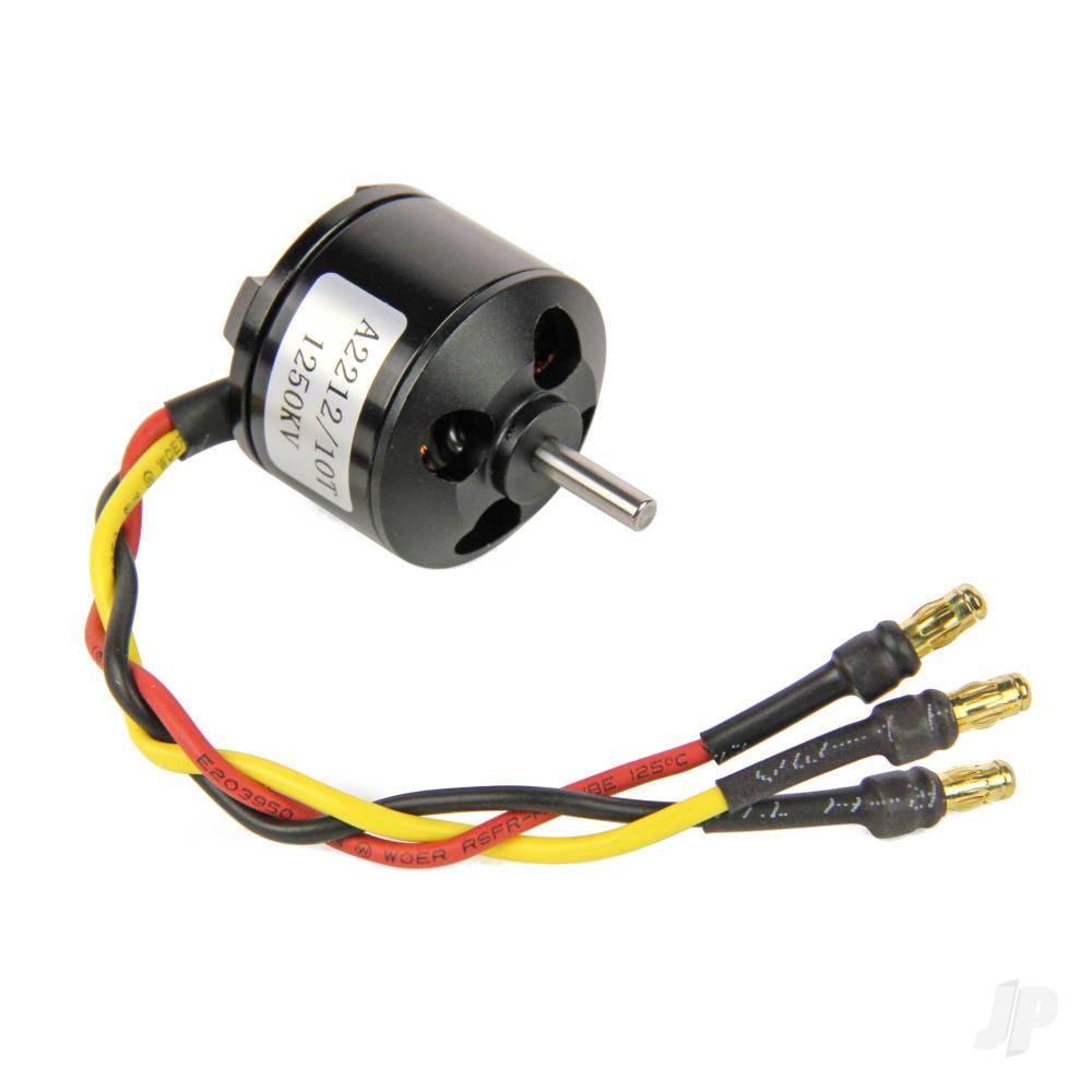Motor Brushless Outrunner 370, 1250Kv (Gamma 370, Pro)