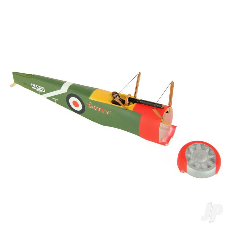 Fuselage with Decals (Sopwith Pup)