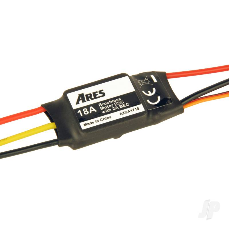 18A Brushless ESC with BEC (Alara EP)
