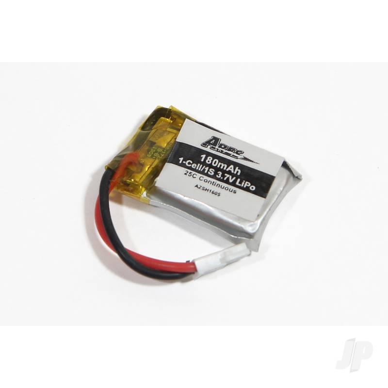 LiPo 1S 180mAh 3.7v 25C (Spidex)