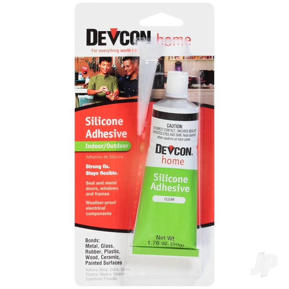 Silicone Adhesive (50g Tube)