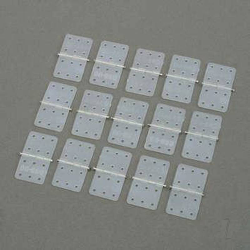 Standard Nylon Hinge (15 pcs)