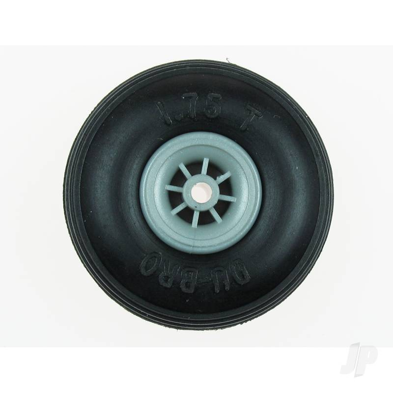 Treaded Low Bounce Wheels 2 1/4ins