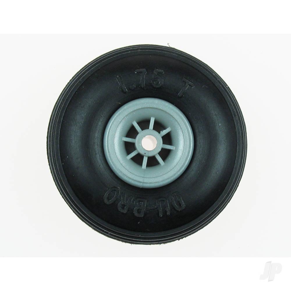 Treaded Low Bounce Wheels 2 1/2ins