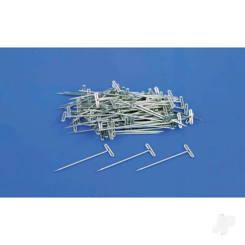 T-Pin 1.1/4in Nickel (100pcs)