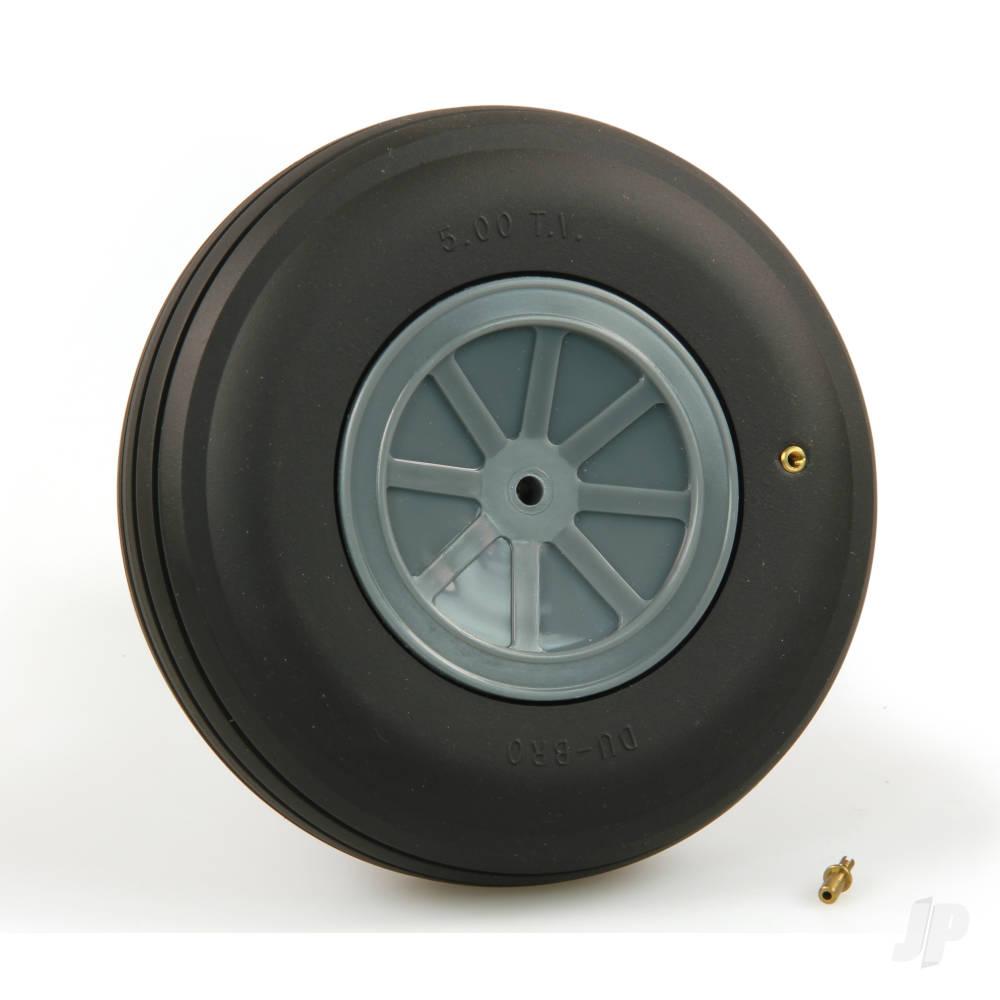 Large Treaded Inflatable Wheel 5 (1)