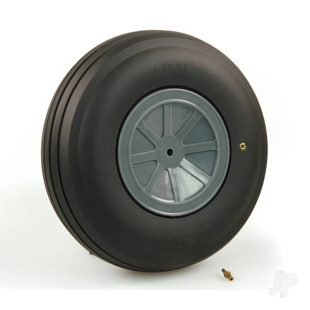 Large Treaded Inflatable Wheel 6 (1)