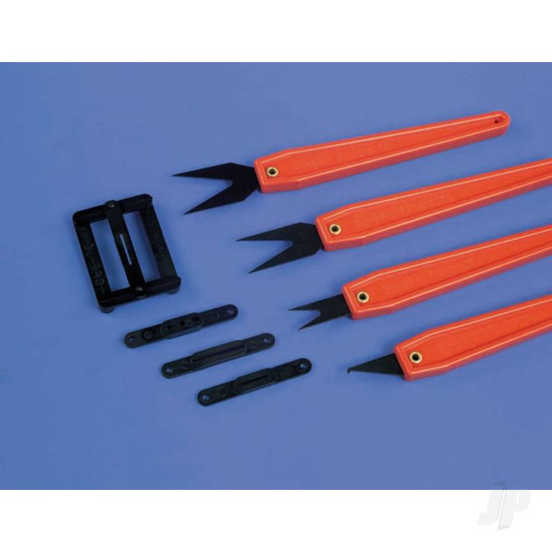 Hinge Slotter Kit (4pcs)