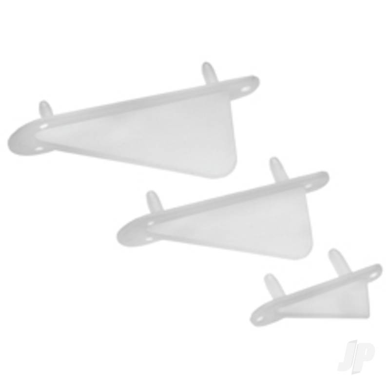 Wing Tip & Tail Skid (2ins) (2pcs)