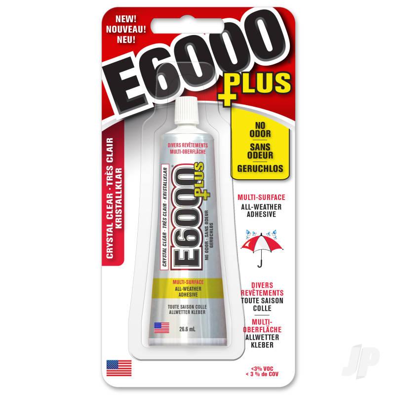 E6000 Plus Clear 26.6ml