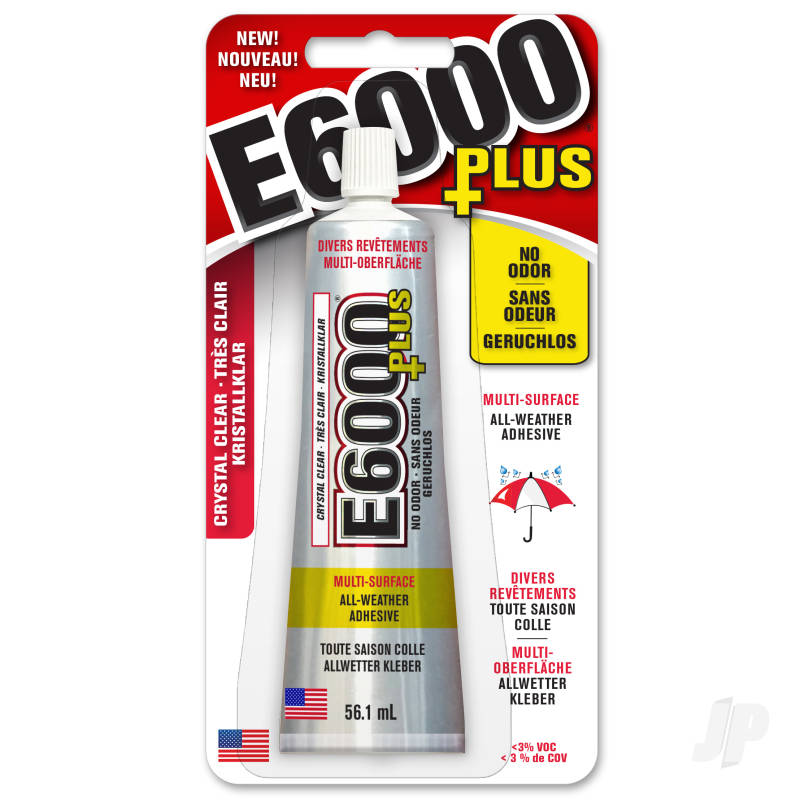 E6000 Plus Clear 56.1ml