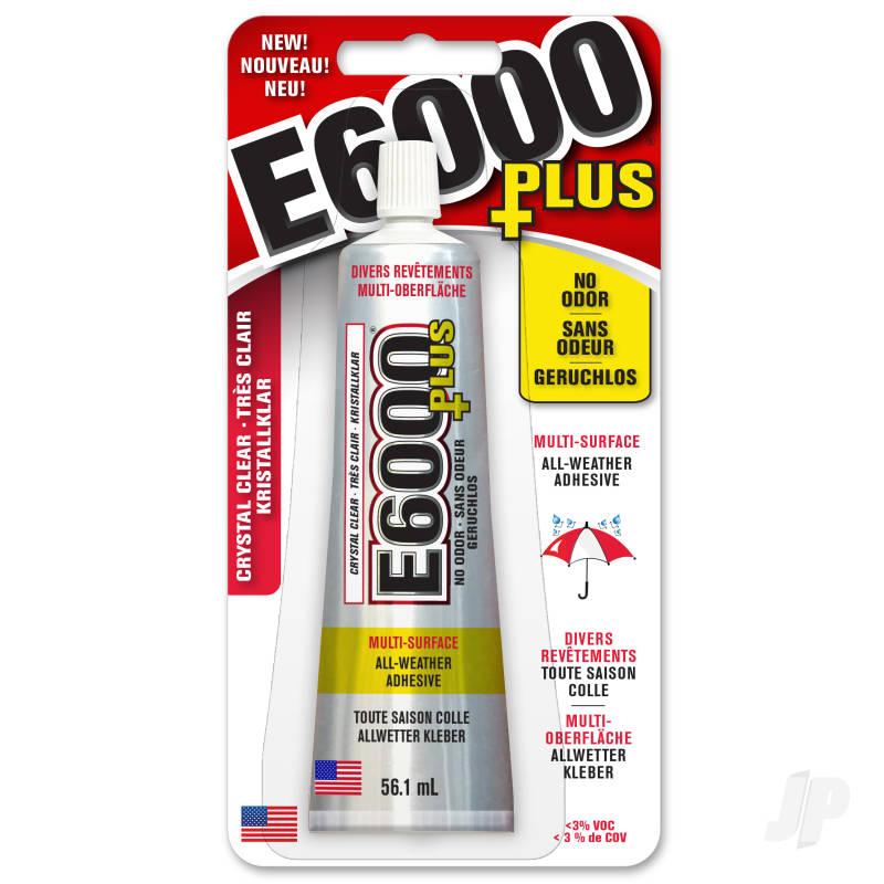 E6000 Plus Clear 56.1ml