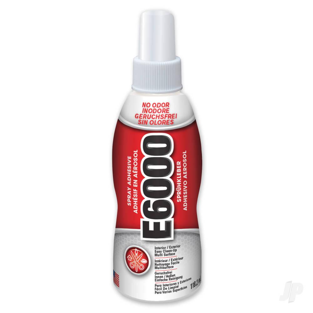 E6000 Spray Adhesive Clear 118.2ml